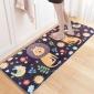 卡通可爱森林大王地垫门垫进门脚垫地毯卧室厨房吸水浴室防滑垫子