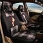 川汽野马T80专用汽车座套四季通用亚麻布艺坐套座椅套全包坐垫